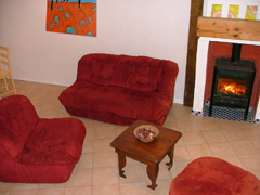 Self-catering holiday home with internet access in South France